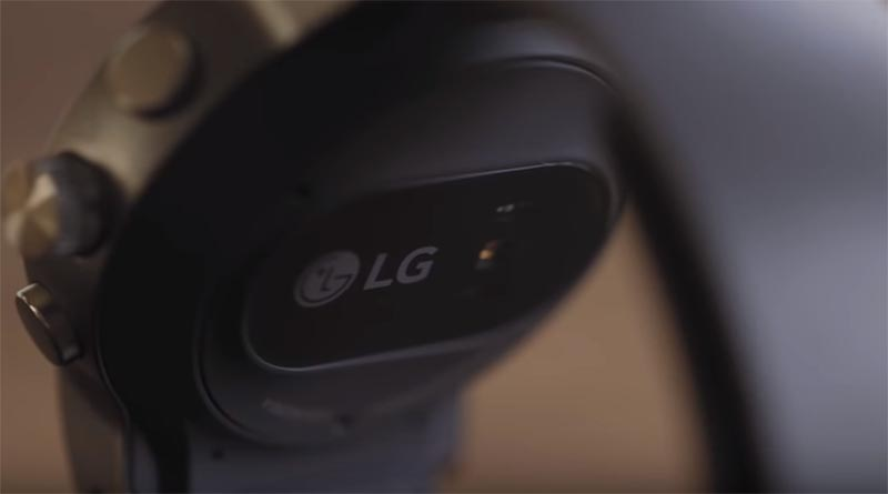 LG Watch Sport :большие, дерзкие и надежные 2