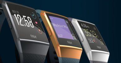Внешний вид Fitbit Ionic