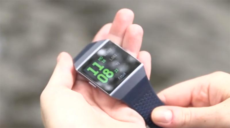 Fitbit Ionic - первые умные часы от Fitbit 1