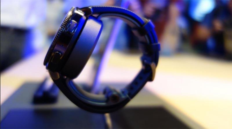 Samsung представила Gear Sport, часы с акцентом на фитнес