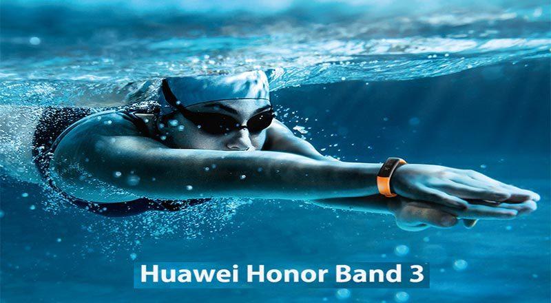 Обзор фитнес браслета Huawei Honor Band 3
