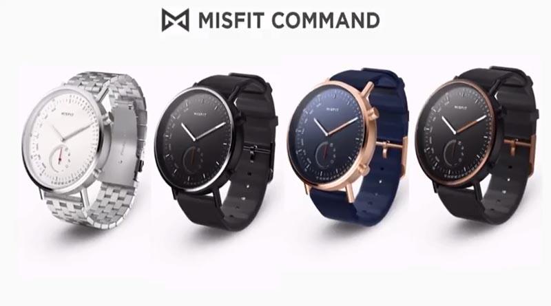 Misfit Command