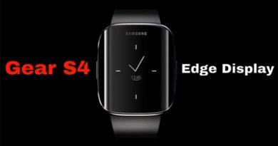 Samsung Gear S4 – чего ожидать от новинки