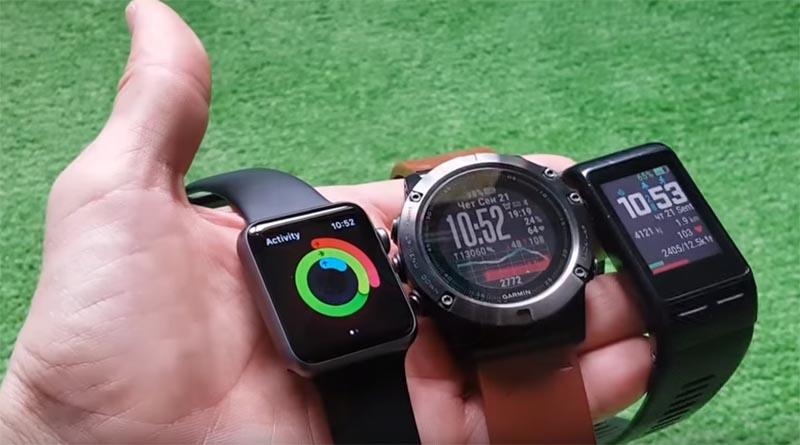 Смарт часы - какие выбрать? Советы по выбору умных часов