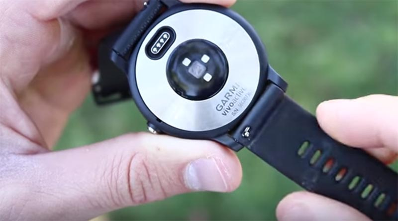 Срок службы батареи Garmin Vivoactive 3