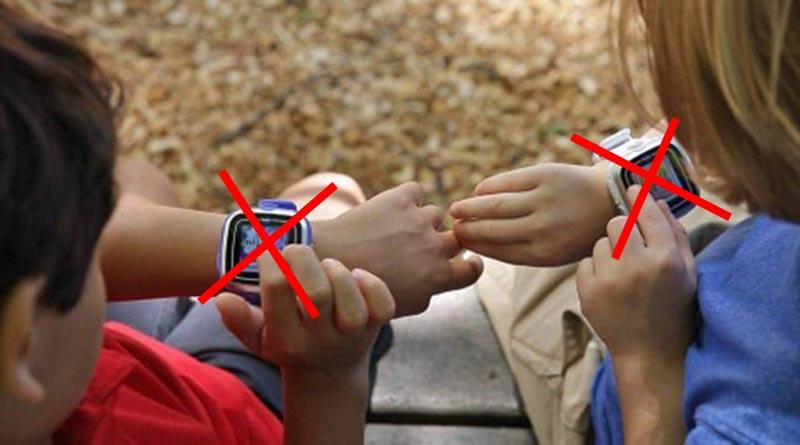 Запрет на детские смарт часы в Гемании