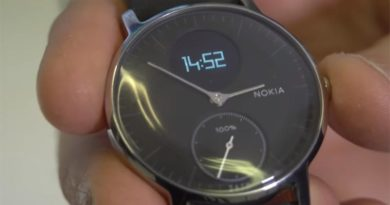 Продажи Nokia Steel HR