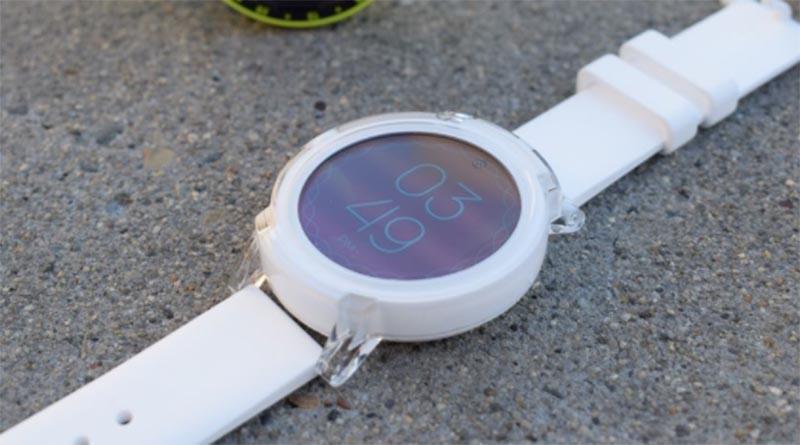 Цена и время автономной работы Ticwatch E