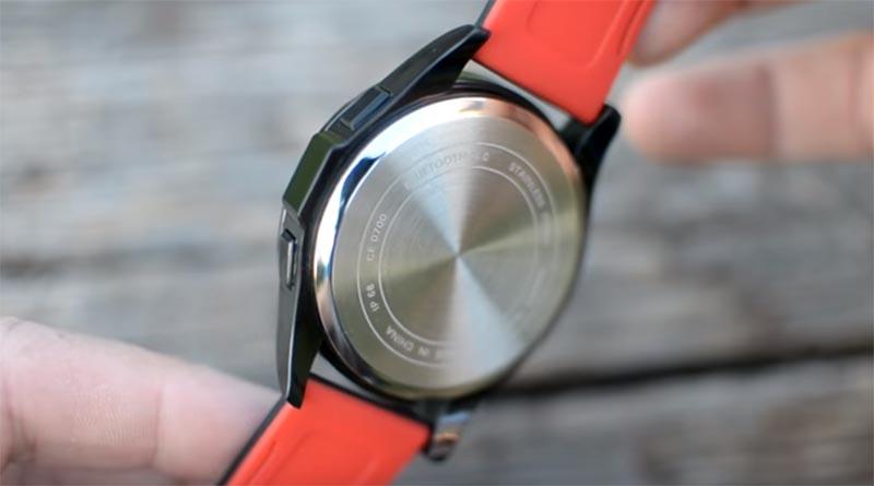 No.1F3 можно рассматривать как неплохие спортивные смарт часы