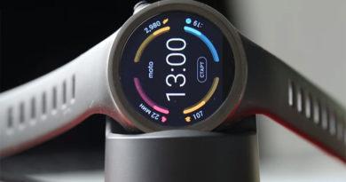 Moto 360 Sport и Android Wear 2.0 - идеальное партнерство