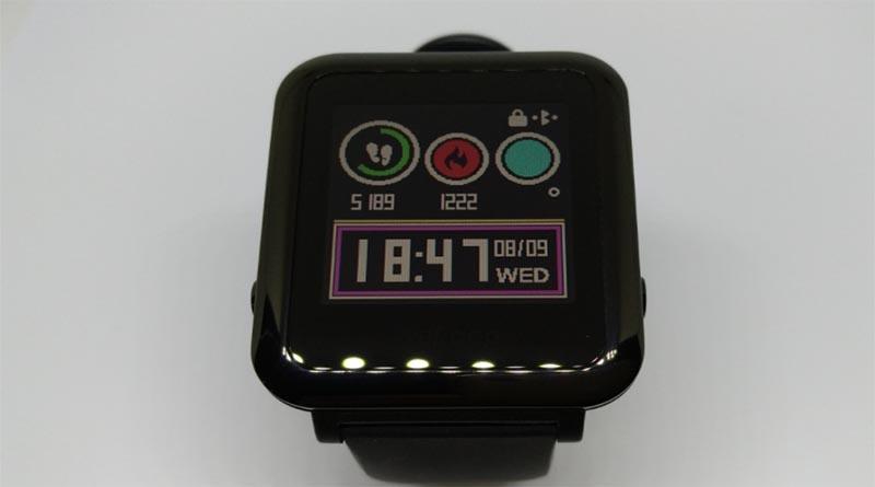 WeLoop Hey 3S - обзор спортивных смарт часов с GPS 1