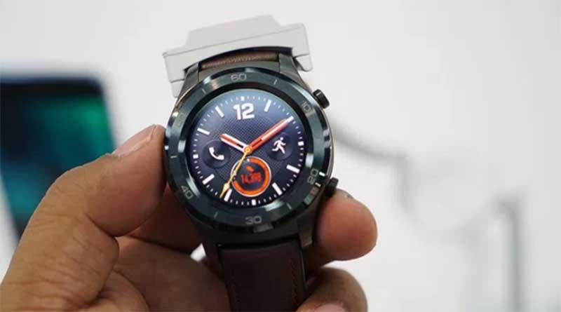Дизайн и производительность Huawei Watch 2 Pro