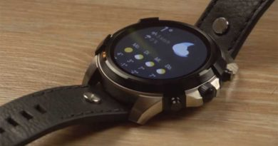 Технические характеристики Diesel On Smartwatch