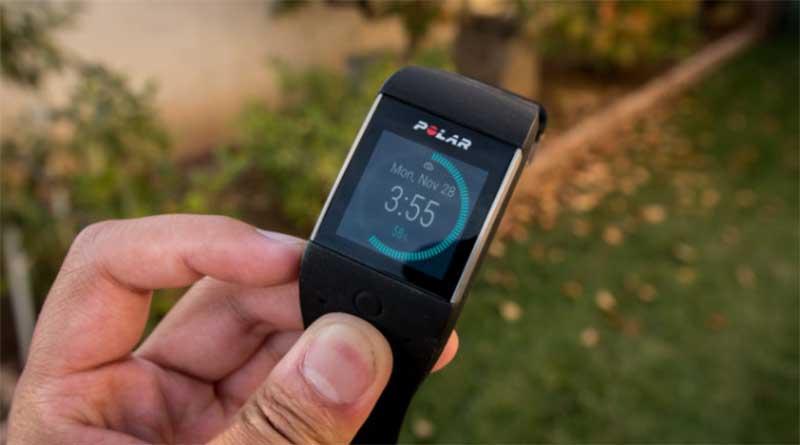 Polar M600 – лучший гибридный фитнес-трекер – смарт часы