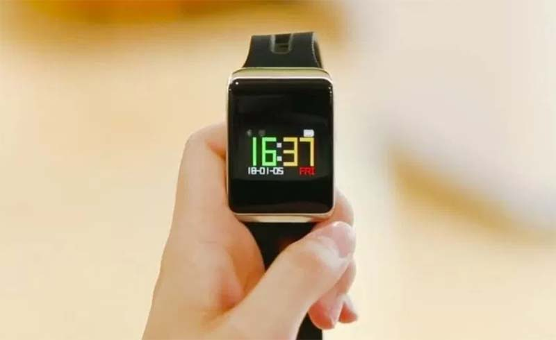 Дизайн и дисплей TF1 Smart Watch