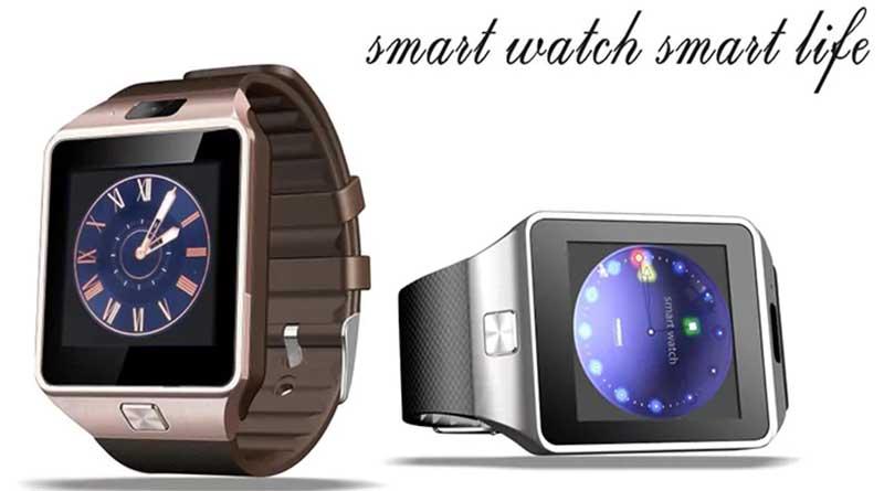 Смарт часы DZ09: Обзор самых бюджетных умных часов