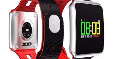 Смарт часы TF1 Smart Watch – идеальный партнер для здоровья и плавания