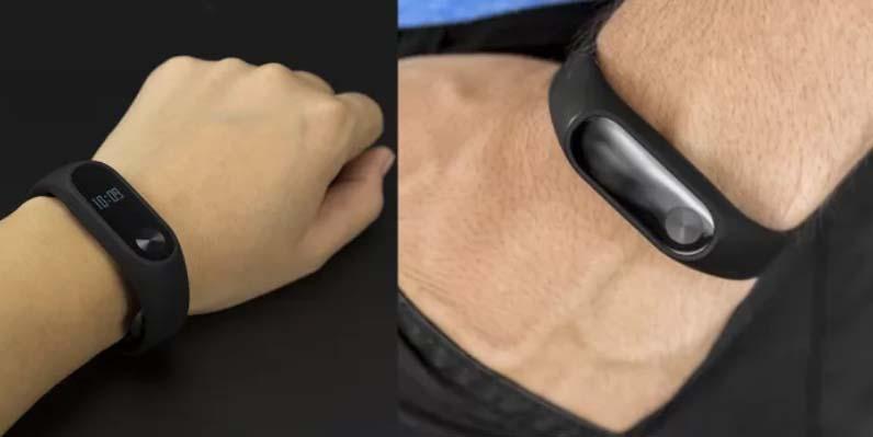 Mi Band 2 может контролировать состояние вашего сна