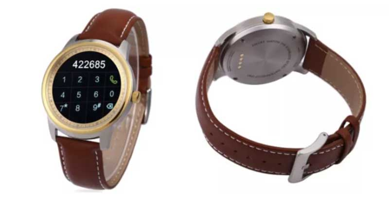 DM365 Android Wear Smartwatch