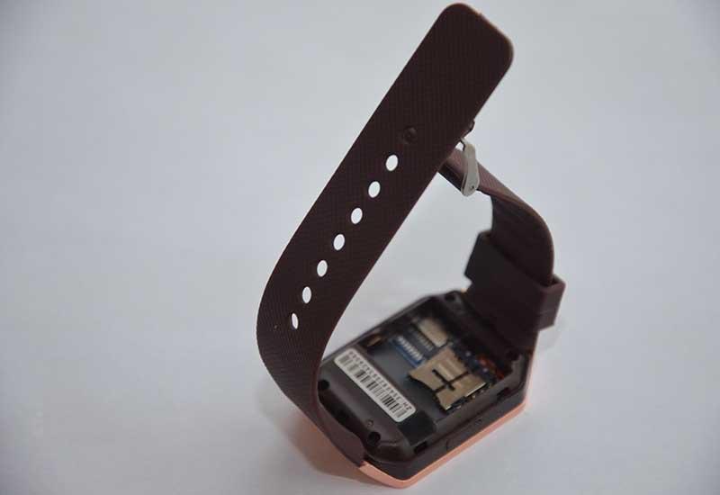 Смарт часы DZ09: Камера