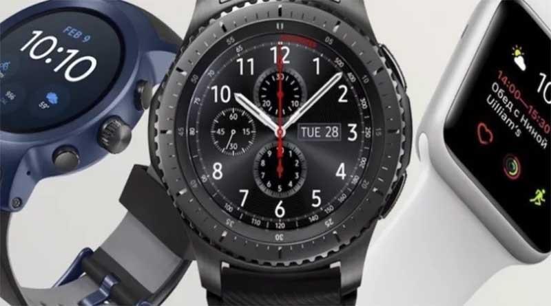 Лучшие китайские смарт часы