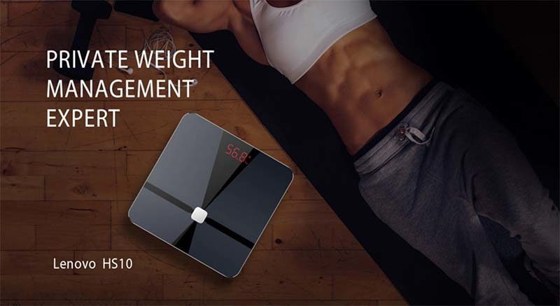 Смарт весы Lenovo HS10 Smart Scale