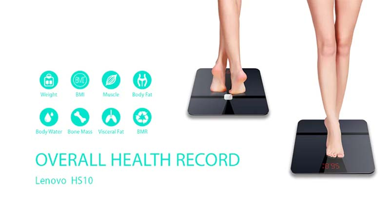 HS10 Smart Scale