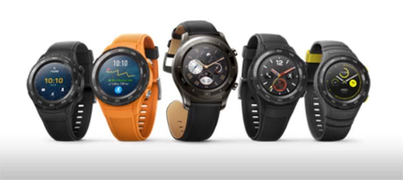 Huawei не спешит выпускать Huawei Watch 3