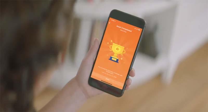 Fitbit Ace будет мотивировать детей к активности и правильному режиму сна специальными значками и наградами за достижение заданных целей