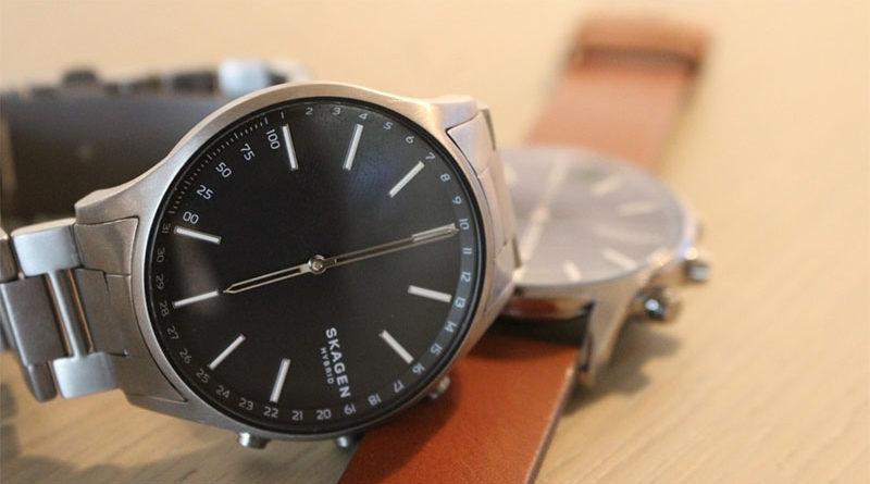 Skagen Holst - самые легкие и стильные гибридные смарт-часы