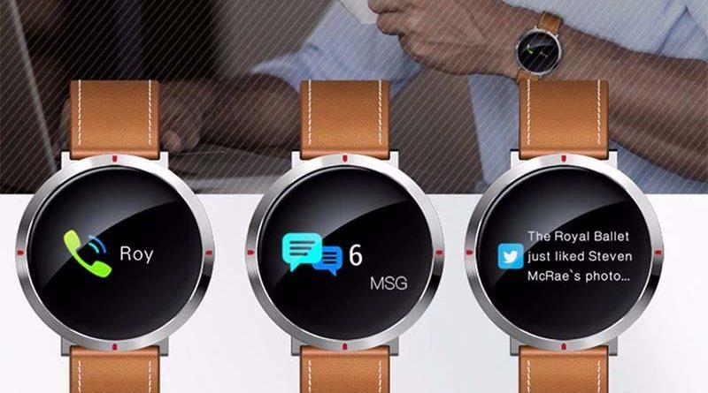Смарт часы Alfawise S2: цена, характеристики, фото 1