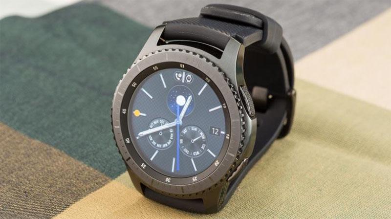 Samsung Gear S3 Frontier (Лучшие смарт часы от Samsung)