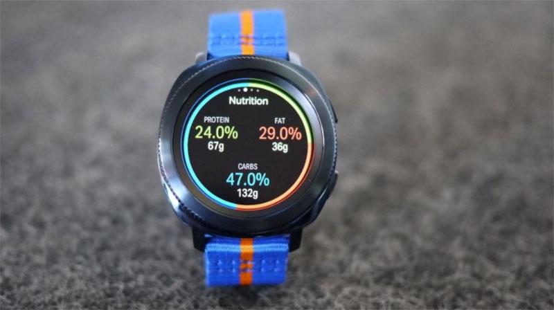 Samsung Gear Sport ( Лучший Smartwatch для спорта)