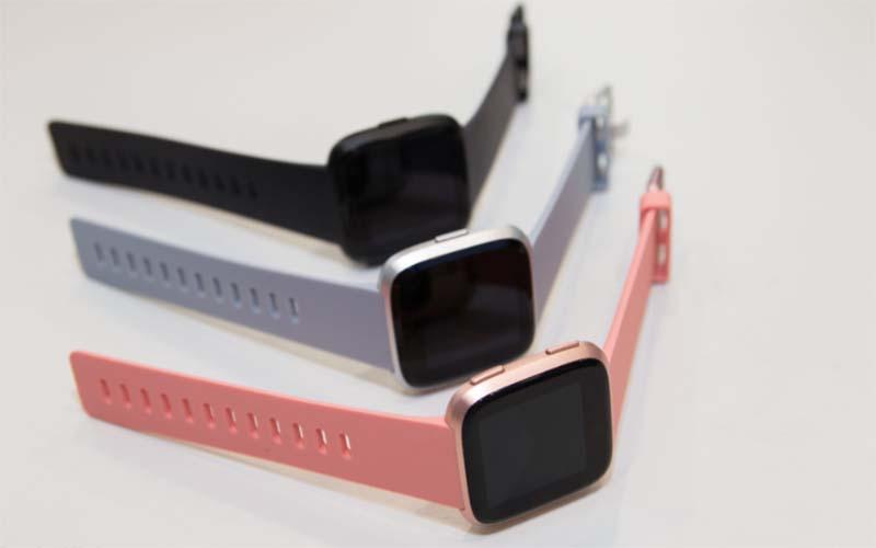 Первые впечатления от Fitbit Versa