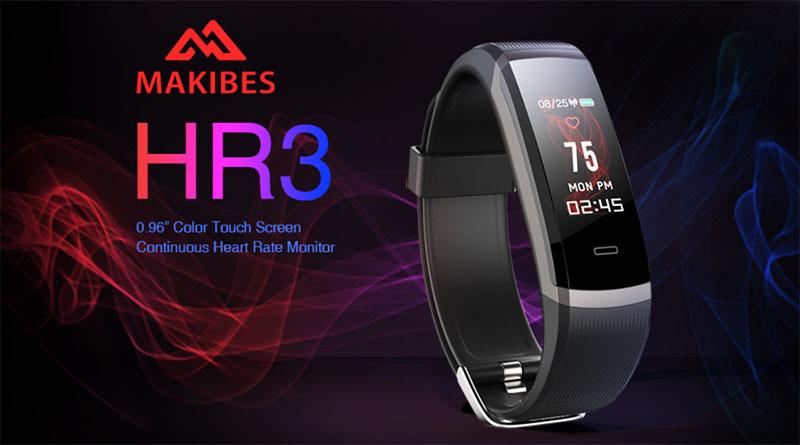 Фитнес-браслет Makibes HR3: обзор, цена, характеристики