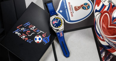 Hublot Big Bang Referee 2018 FIFA World Cup Russia – официальные смарт часы чемпионата мира по футболу