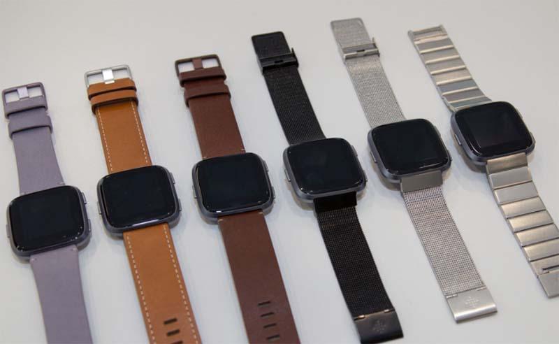 Особенности Fitbit Versa