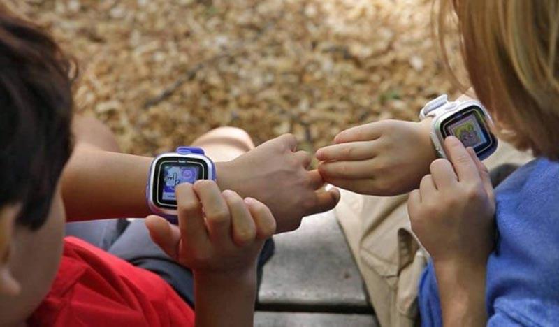 что общего между всеми детскими смарт часами