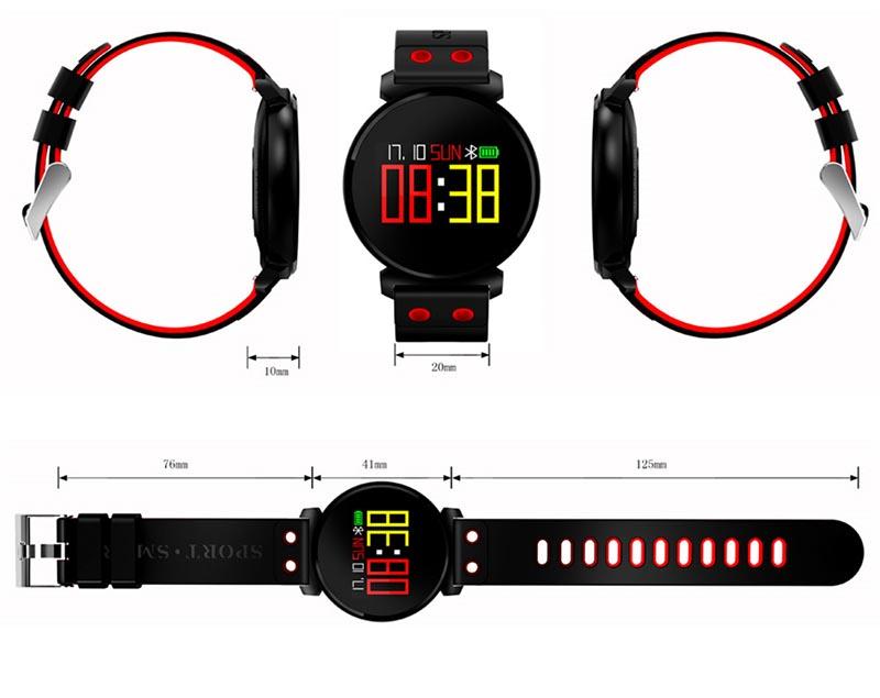 Возможности K2 smartwatch