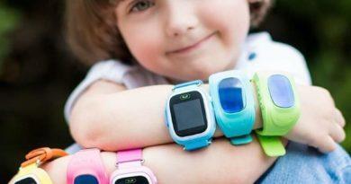 Как выбрать детские умные GPS часы
