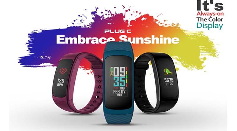 Zeblaze Plug C - новый фитнес-браслет с цветным дисплеем