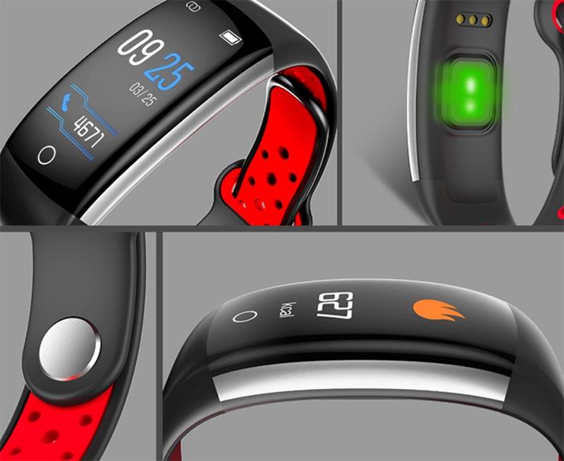Q6 smartbracelet купить