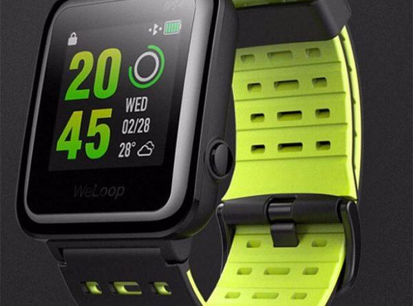 Умные часы WeLoop Hey S3