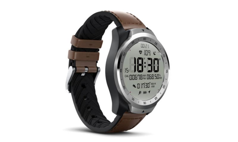 TicWatch Pro: умные часы с двумя экранами и 30 днями автономной работы