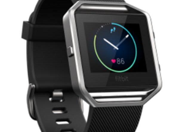 Трекер активности Fitbit Blaze