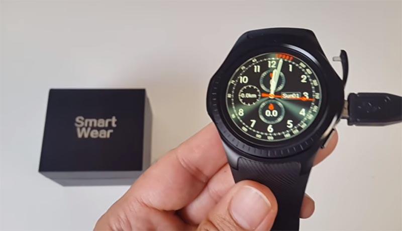 Microwear L1: умные часы с GPS, слотом для SIM-карты, камерой и цветным дисплеем стоят меньше 50 долларов