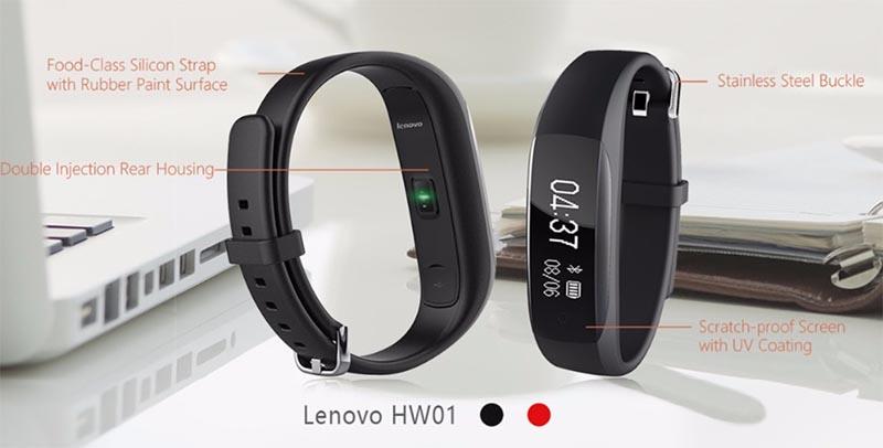 Lenovo HW01 Smartband