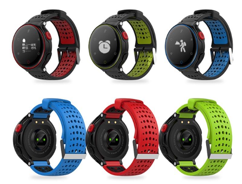 Microwear X2: фитнес-браслет с датчиком давления и автономностью до 180 дней