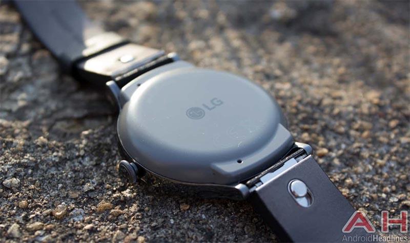 LG Watch Timepiece