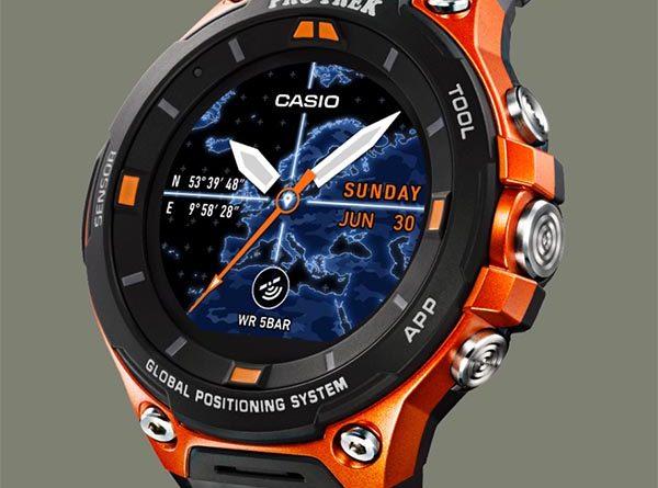 Casio Pro-Trek WSD-F20